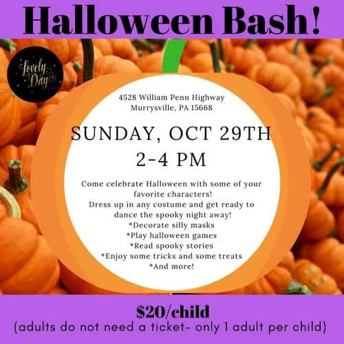 Halloween Bash! - My Murrysville News & Events